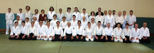 2006 - Sligo, Ireland - 2006 Aikido Organisation of Ireland Spring Course with Michele Quaranta Sensei