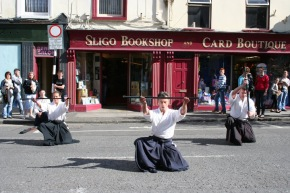 2007 - Sligo (Ireland) - Demo for Telethon/People in Need
