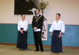 2007 - Sligo (Ireland) - Aikido Organisation of Ireland 10th Anniversary Seminar