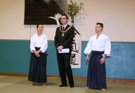 2007 - Sligo (Ireland) - Aikido Organisation of Ireland 10th Anniversary Seminar