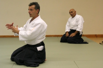 2007 - Donegal (Ireland) - with Michele Quaranta Sensei