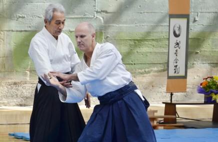 Hideo Hirosawa sarà a Rome in aprile a presentare il suo Bannen Aikido
