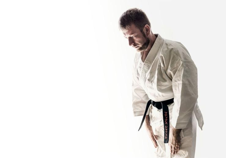 Karate-Respekt