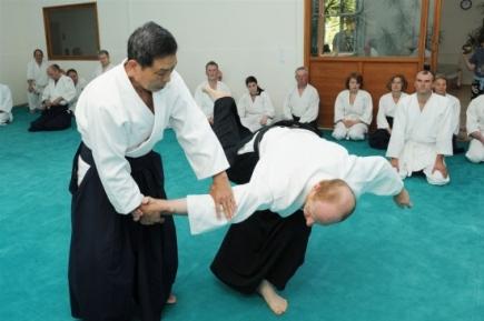 Dopo la tappa milanese, K. Asai terrà un seminario anche a Roma