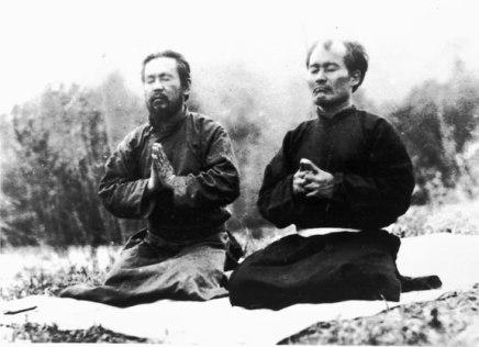 Viaggio alle radici della spiritualità dell'Aikido
