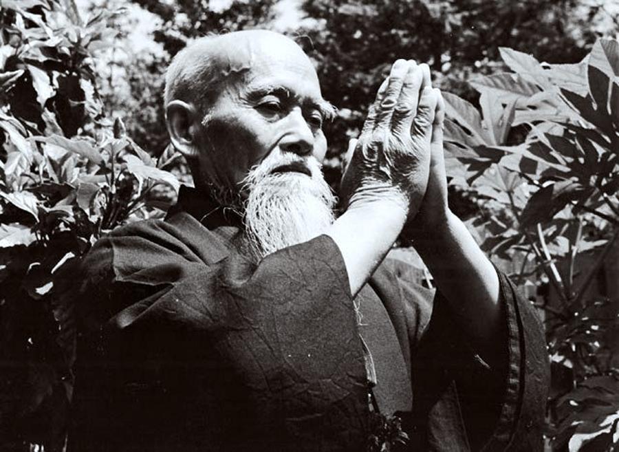 Ueshiba Morihei 31