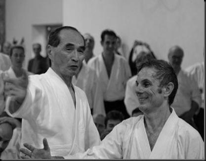 Hiroshi Tada, uke Fabrizio Ruta