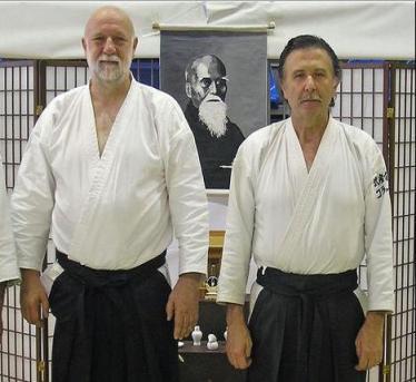 Ulf Evenas e Paolo Corallini