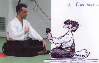 Osvaldo Righetto, sul tatami Ovo San, intervista virtualmente Simone Chierchini