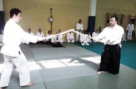 Fabio Ramazzin animerà un seminario in occasione del 130° Anniversario di O'Sensei