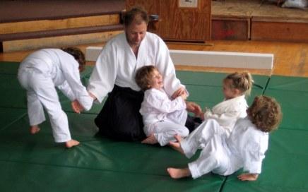 L'Aikikai d'Italia da anni dedica un suo spazio didattico all'Aikido per bambini