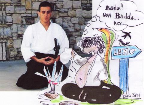 Stefano Bresciani e Ovosan meditano, ciascuno a modo suo...