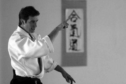 Pascal Guillelmin visiterà il dojo Aikido Budo di S. Zeno (BS)
