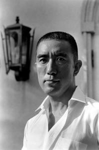Ritratto dello scrittore nel 1966