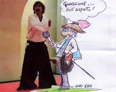Ovo San e Rino Bonanno ci danno di fioretto...