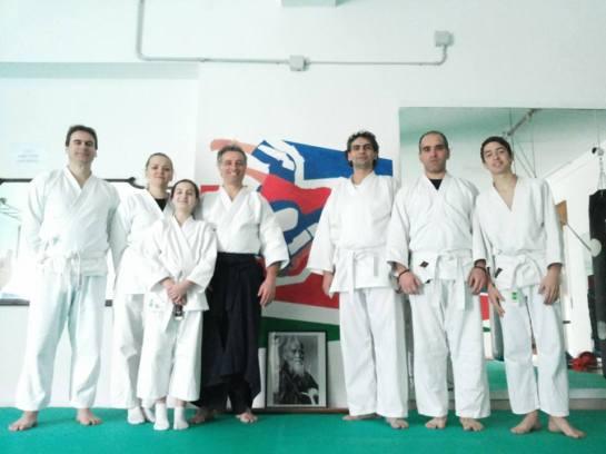 Vi presentiamo le 7 persone che fanno Aikido in Molise!