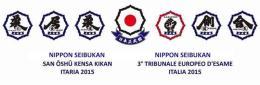 Anteprima: Nippon Seibukan Kensa Kikan Italia2015