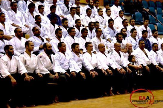 Aikido al Cairo: il movimento diventa mondiale