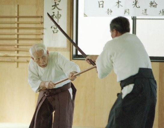 Minoru Harai. Copyright Stanley Pranin