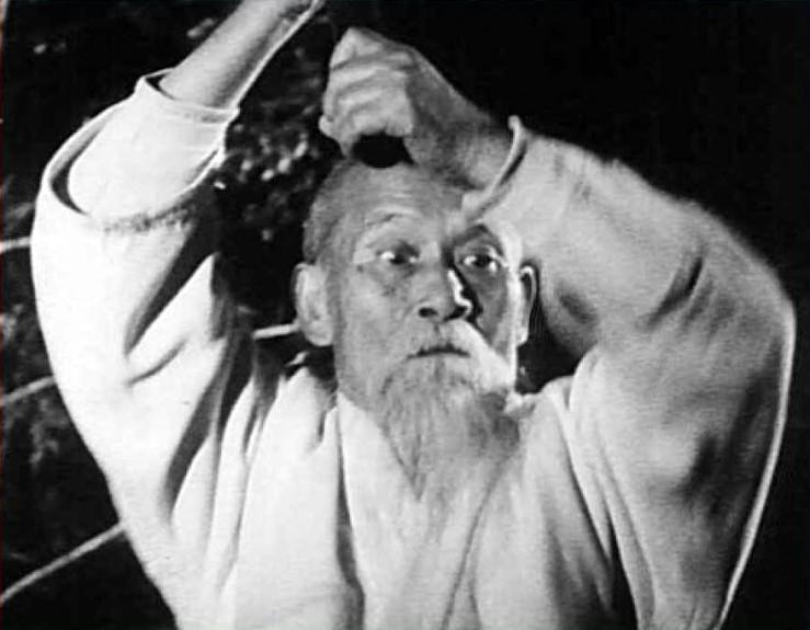 Ueshiba Morihei 35