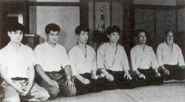 Did Kisshomaru Actually Invent Morihei's Aikido World Harmony Dream?