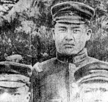 Ueshiba Morihei 1903