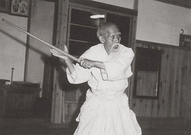 Ueshiba Morihei 46