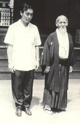 Roy Suenaka and Morihei Ueshiba were involved in several Aikido challenges