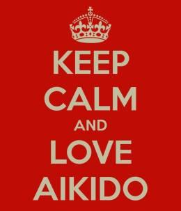 Keep Calm and LoveAikido!