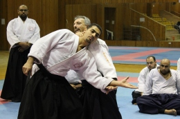 Simone Chierchini – Italian Aikido in Cairo2014