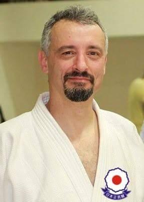 New Chief Instructor of Nippon Seibukan Dojo Italia