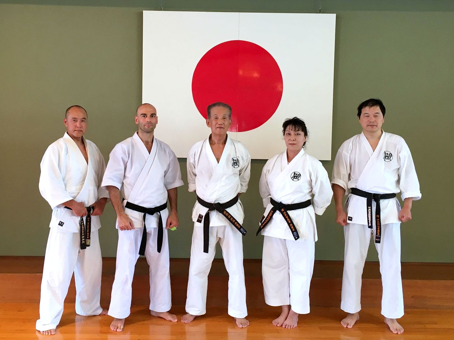 Bonanno Angelo - Kojo Ryu Team