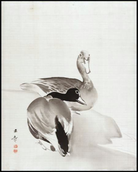Hokusai - Anatre