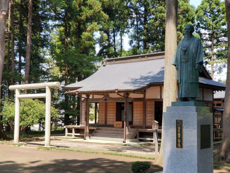 Ibaraki Shibu Dojo Iwama 02