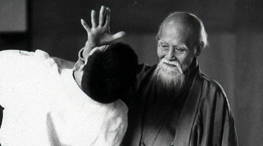Ueshiba Morihei 20-1