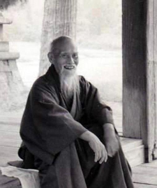 Ueshiba Morihei 32