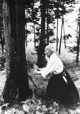 Ueshiba Morihei 40
