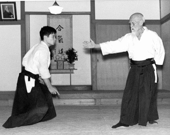 Ueshiba Morihei - Tamura Nobuyoshi 03