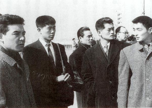 Yamada Yoshimitsu - Kuroiwa Yoshio - Arai Toshiyuki
