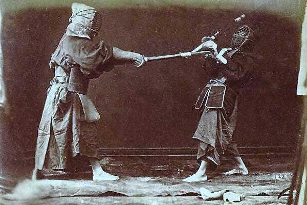 Historical Kendo
